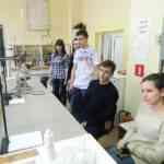 В лаборатории ТГУ