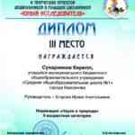 Диплом Сухарникова Кирилла