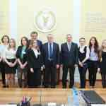 Встреча в Торгово-промышленной палате РФ