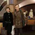 Отъезд из Москвы