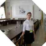 Настя в Москве