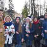Делегация Тамбовской области на возложении цветов к Мемориалу 'Вечный Огонь Славы'