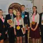 победители и призеры областной олимпиады