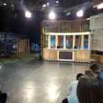 На записи телепередачи 'Умники и умницы'