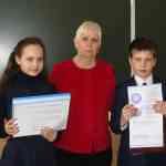Думенко В.Н. со своими воспитанниками
