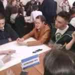 Иванищев Д. участвует в командной игре