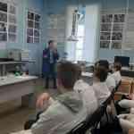 в Школе молодого инженера
